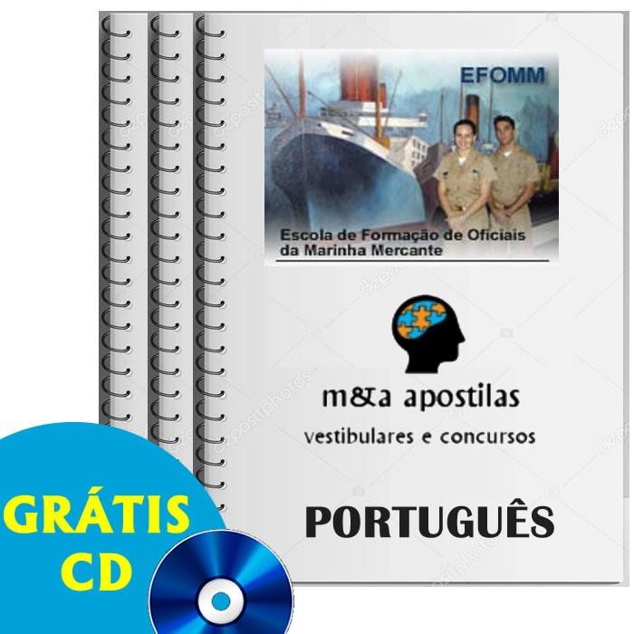 Apostilas Para Concurso Da Efomm - Marinha Mercante