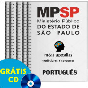 Apostilas concurso oficial promotoria do ministério público SP